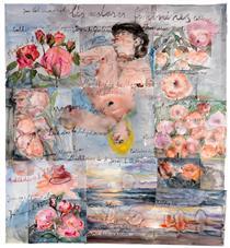 The Feminine Ecstasies - Anselm Kiefer