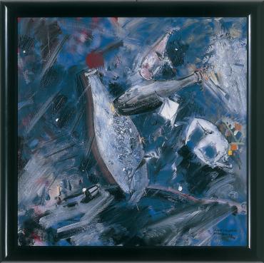 ZIERSÄUFER, 1993 - Christian Attersee