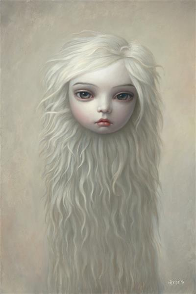 Fur Girl, 2008 - Mark Ryden