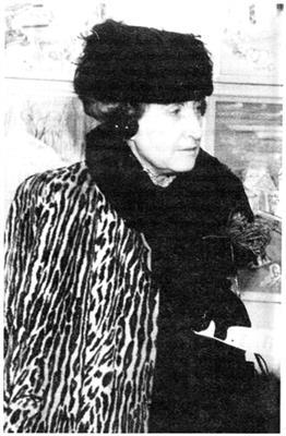 Frieda Harris