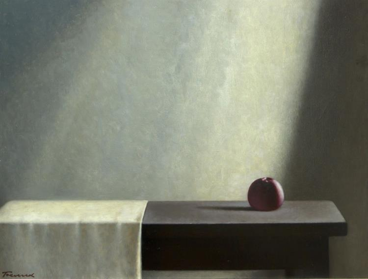 Apple on a Table - Sergey Belik