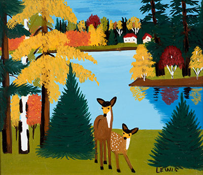 Deer - Мод Льюис