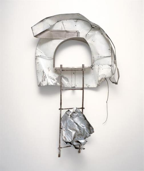 Balcone Glut (Neapolitan), 1987 - Robert Rauschenberg