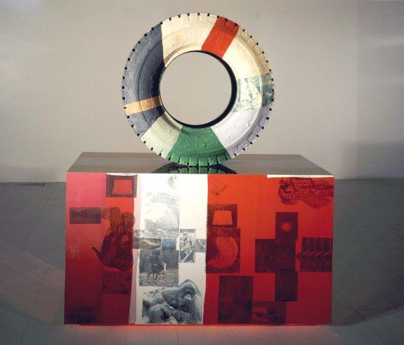 Phoenix (Scale), 1978 - Robert Rauschenberg