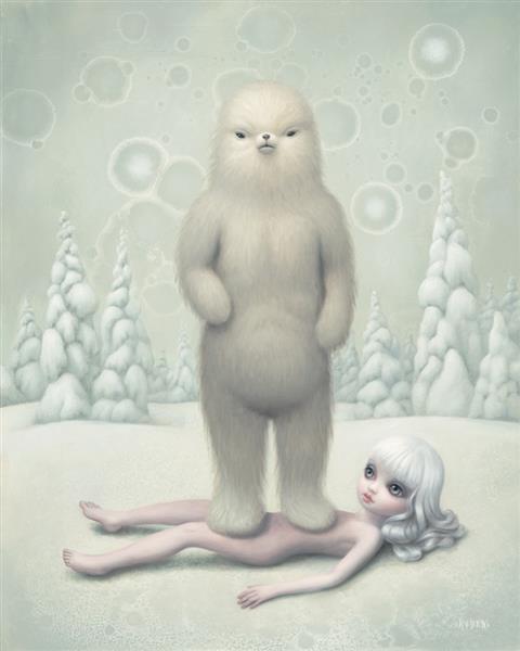Abominable, 2008 - Mark Ryden