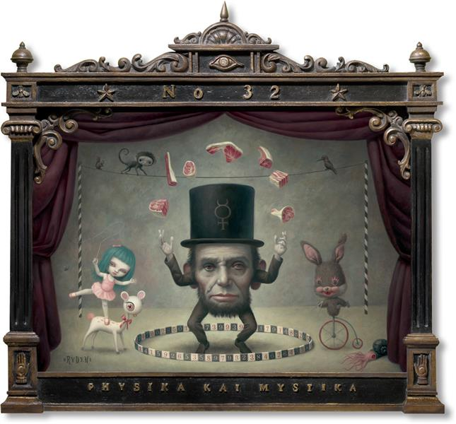 The Ringmaster, 2001 - Mark Ryden