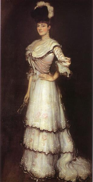 Madeleine Morlet - Antonio de La Gándara