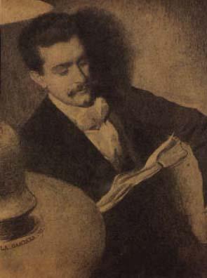 Gabriel De Yturri - Антонио де ла Гандара