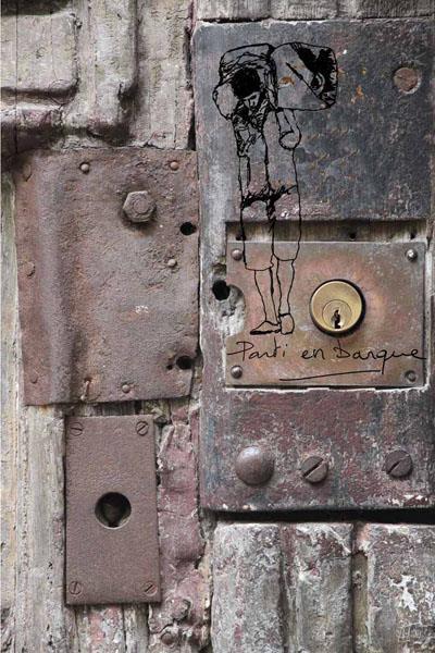 Porte Fermée Pour Longue Absence - Youssef Amghar