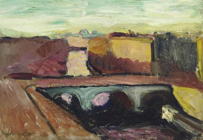 Vue De La Seine, Le Pont Saint Michel, 1904 - Henri Matisse