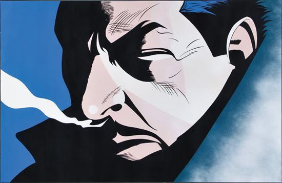 Mystery Man, c.2015 - Deborah Azzopardi