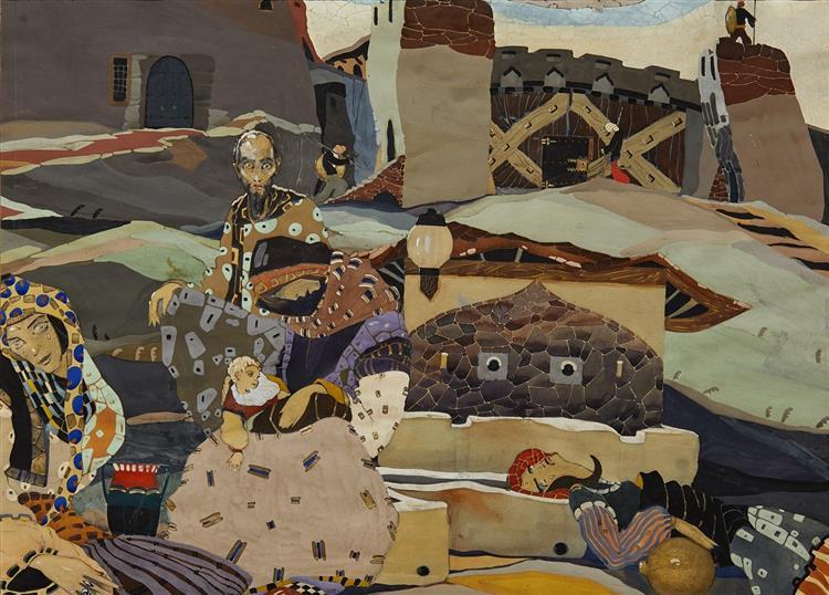 Despair, 1923 - Ivan Milev