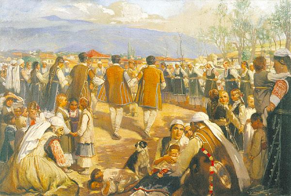 Shopsko Horo - Ivan Mrkvička
