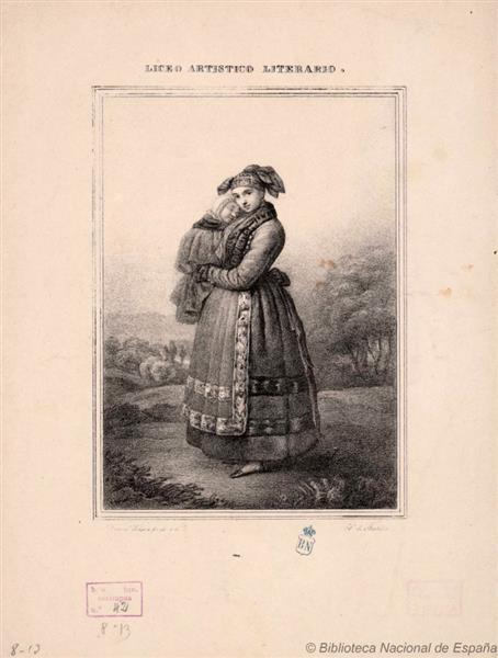 La Pasiega - Rosario Weiss Zorrilla