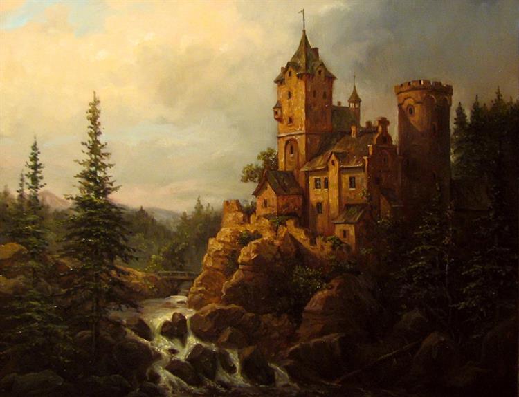 Старый замок - Andrey Shishkin