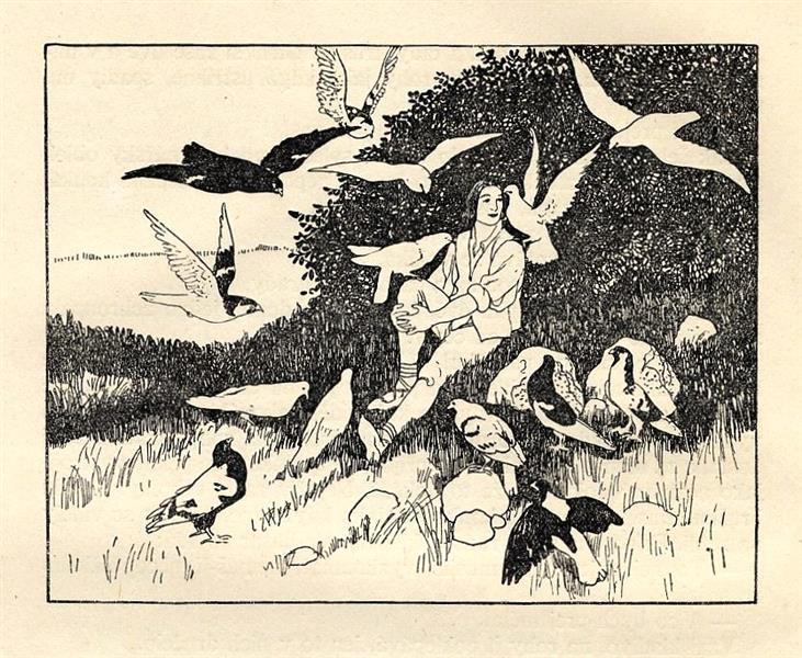 Illustration for Under Command Of Magic - Artuš Scheiner