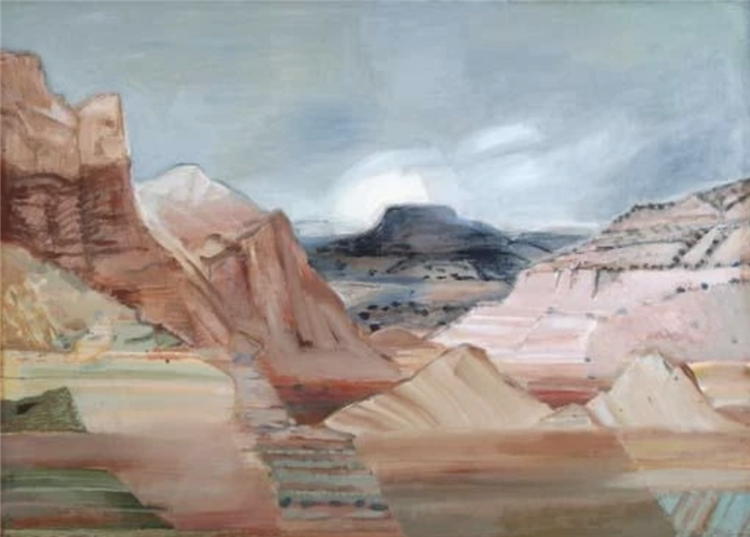 Ghost Ranch, Abiquiu, New Mexico - Martyl Langsdorf
