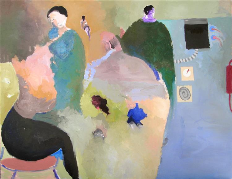 Lennox Hill, c.2006 - Dan Goorevitch