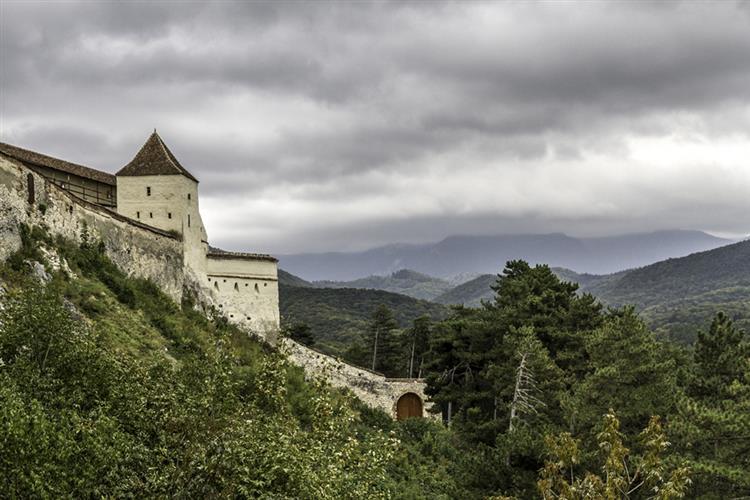 Citadelle De Râsnov - Sophie de Roumanie
