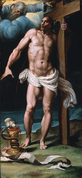 Blood of the Redeemer - Bartolomeo Passerotti