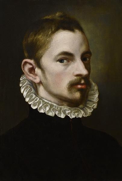 Self-portrait - Bartolomeo Passerotti