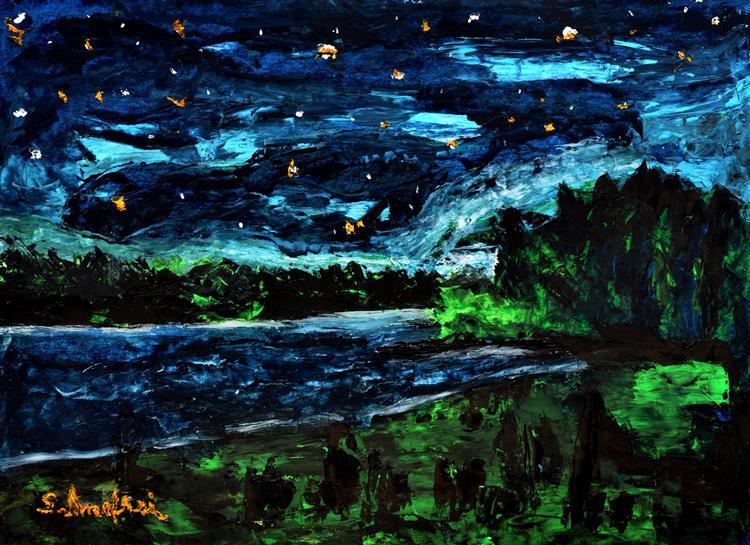 Nocturn Fishing - Noktys Nokte