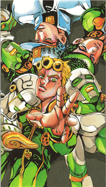 Goodbye, Morioh Cho - The Golden Heart - Hirohiko Araki