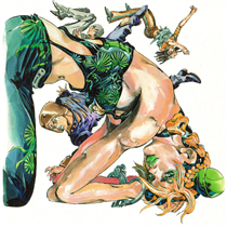 Flash Flood Warning - Hirohiko Araki