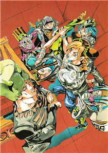 How Many People? - Hirohiko Araki