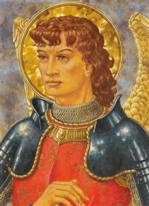 Archangel Michael - Werner Peiner