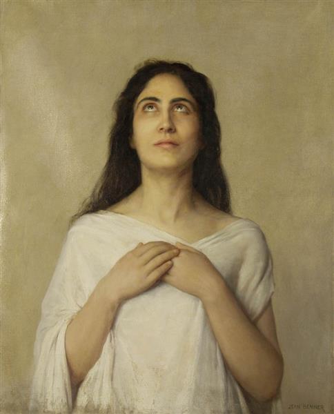Экстаз, 1896 - Жан Беннер