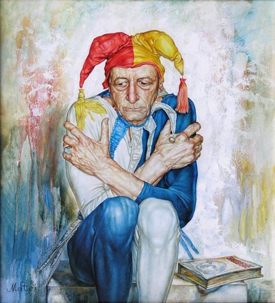 Harlequin, 2003 - Iurie Matei