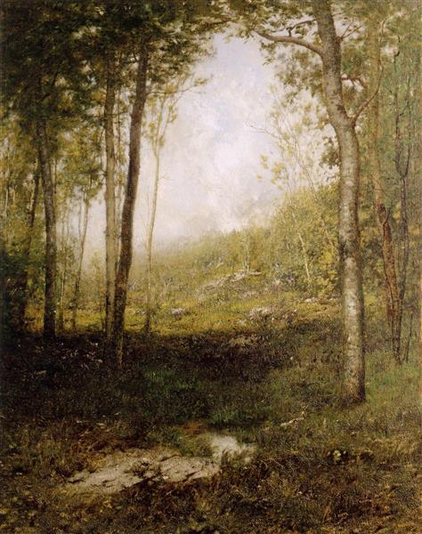 Forenoon In the Adirondacks, 1885 - Alexander Helwig Wyant