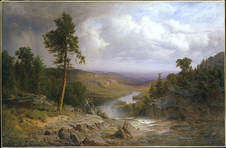 Tennessee, 1866 - Alexander Helwig Wyant