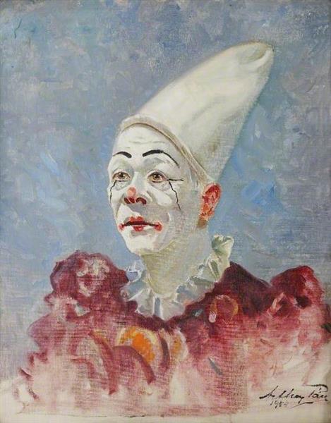 Percy Huxter, 1954 - Arthur Pan