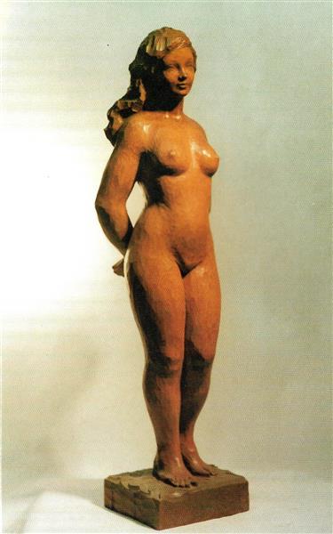 Cuerpo desnudo - Francisco Serra Andrés