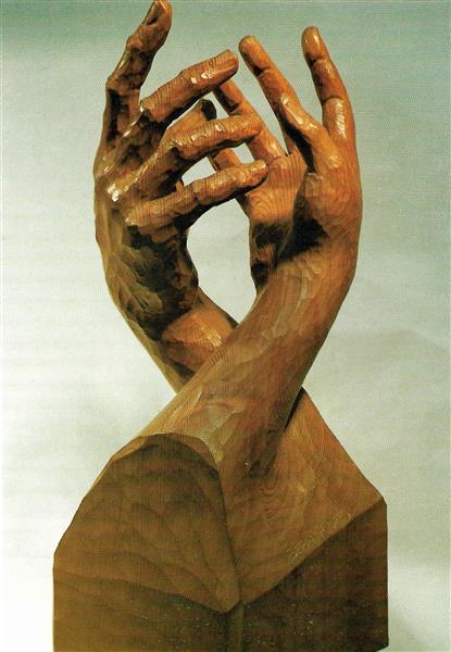 Manos Gigantes - Francisco Serra Andrés