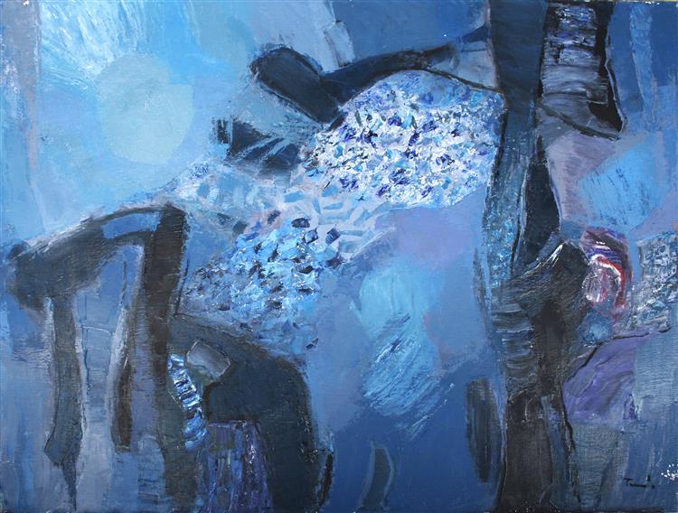 Evening, 1985 - Ervin Tamas