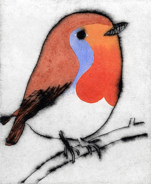 Bright Robin, 2012 - Richard Spare