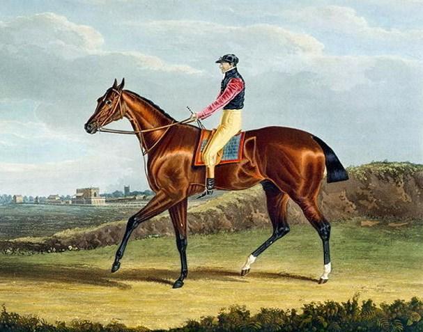 Theodore, c.1822 - John Frederick Herring senior