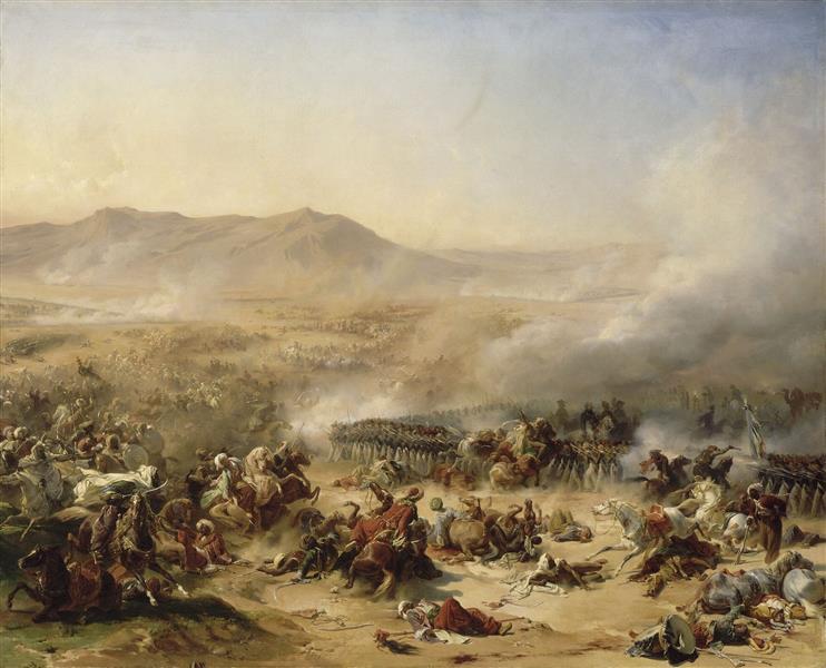 Bataille du Mont-Thabor - Léon Cogniet