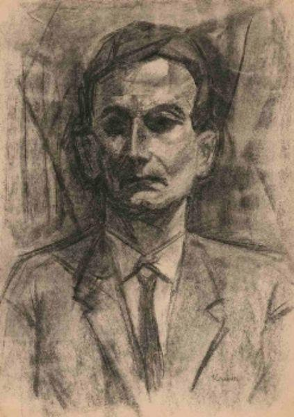 Portrait of a Man, c.1913 - Kmetty János