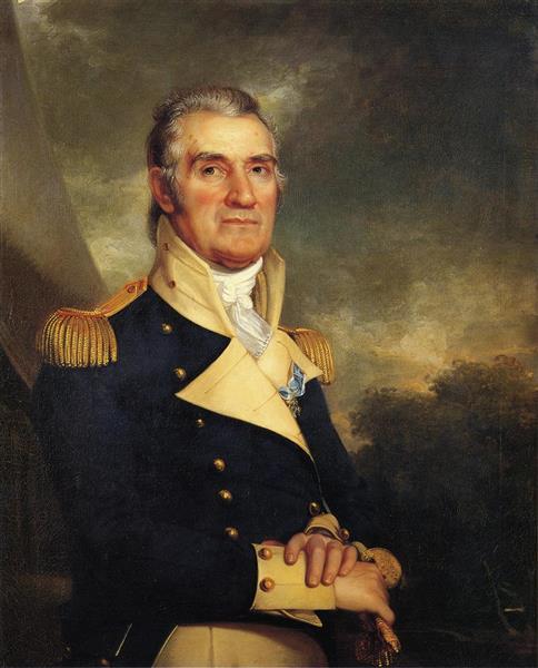 General Samuel Smith - Rembrandt Peale