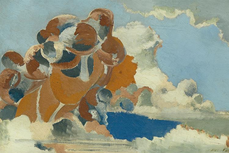 Cumulus Head, 1944 - Paul Nash
