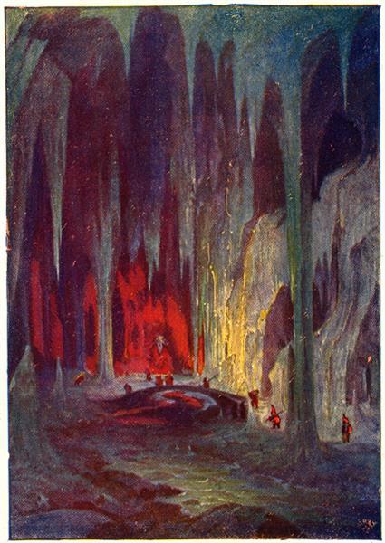 Mammon's Cave - Hermann Hendrich