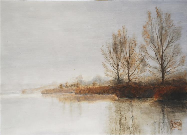 Misty morning, 2014 - Husnu Konuk