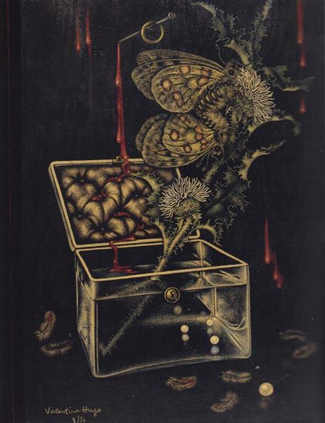 Spirit of the Sunflower, 1934 - Валентина Гюго