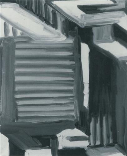 Townscape, 1968 - Gerhard Richter