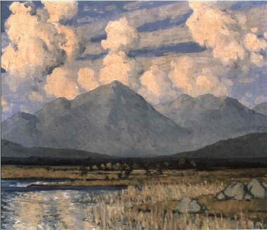 A Western Lough - Paul Henry