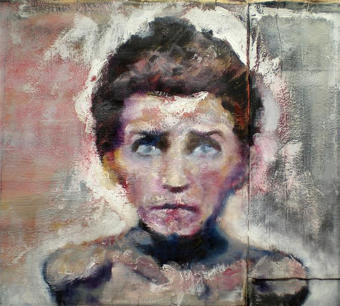 Children With no Name VI, 2009 - Carmen Delaco
